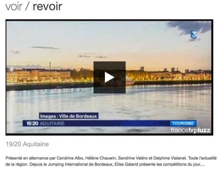 France 3 La belle endormie